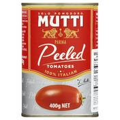 Mutti Tomatoes, Peeled
