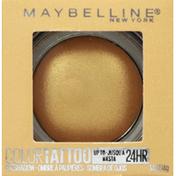 Maybelline Eyeshadow, Cream, Waterproof, Golden Girl 40