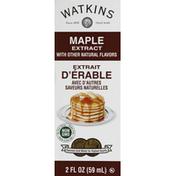 J.R. Watkins Maple Extract