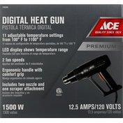 Ace Bakery Digital Heat Gun, Premium, 1500W