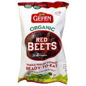 Gefen Organic Red Beets, Ready-To-Eat