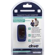 Drive Oximeter, Fingertip Pulse