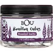 Bou Bouillon Cubes, Roasted Garlic