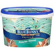 Blue Bunny Pistachio Almond Ice Cream