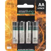 Smart Living AA Alkaline Batteries
