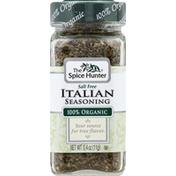 The Spice Hunter Italian Seasoning, 100% Organic