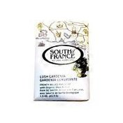 South Of France Body Care Lush Gardenia Bar Soap With Organic Sea Butter