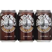 Dr Brown's Soda, Cream