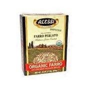 Alessi Organic Farro Perlato