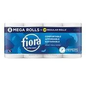 Fiora Toilet Paper, Ultra Soft, MEGA Roll, 2-ply