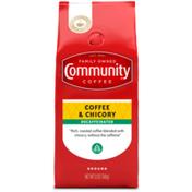 Community Coffee Coffee and Chicory Decaf Ground Coffee