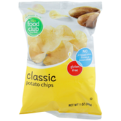 Food Club Classic Potato Chips
