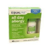 Equaline All Day Energy Cetrizine Hydrochloride