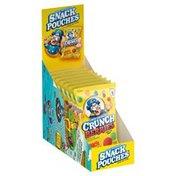 Cap'N Crunch 's Crunch Berries Cereal ( - 0.77Oz)   8Pk Plastic Pouches