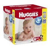 Huggies Snug & Dry Diapers Step 2