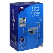 Carex Commode, Deluxe Folding