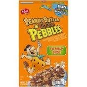Post Peanut Butter & Cocoa Pebbles