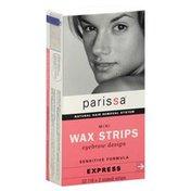 Parissa Hair Removal, Wax Strips, Mini, Eyebrow Design