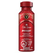 Old Spice Aluminum Free Body Spray For Men, Swagger