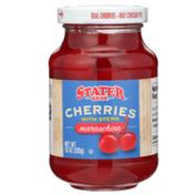 Stater Bros. Markets Maraschino Cherries With Stems