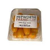 Hepworth Farms Yellow Grape Tomato
