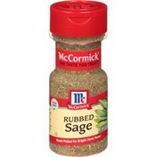 McCormick® Rubbed Sage