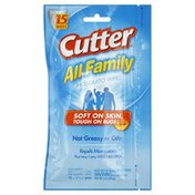 Cutter Mosquito Wipes