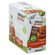 Sprout Baby Food, Organic, Pumpkin Apple Red Lentil with Cinnamon, 3 (8 Months & Up)