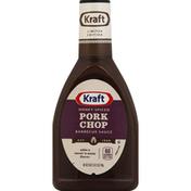 Kraft Barbecue Sauce, Honey Spiced Pork Chop
