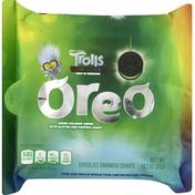 Oreo Trolls World Tour Chocolate Sandwich Cookies