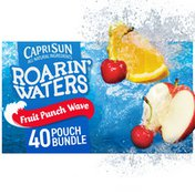 Capri Sun Roarin' Waters Falvored Fruit Punch