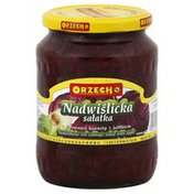 Orzech Red Cabbage Salad