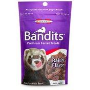Marshall Bandits Premium Ferret Treats Raisin Flavor
