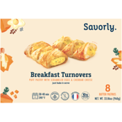 Savorly Breakfast Turnover