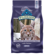 Blue Buffalo Wilderness High Protein, Natural Adult Dry Cat Food, Chicken