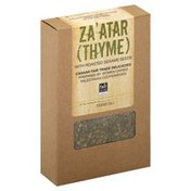 Canaan Fair Trade Thyme, Za'atar, with Roasted Sesame Seeds