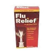 NatraBio Flu Relief Nasal Spray