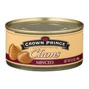 Crown Prince Clams Minced