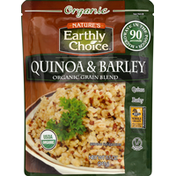Nature's Earthly Choice Quinoa & Barley