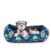 """You & Me 24"""" x 18"""" Small Floral Dog Bed"""