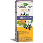 Nature's Way Sambucus HoneyBerry Kids Cough Syrup
