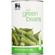 Food Lion Green Beans, Cut
