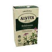 Alvita Tea, Organic, Echinacea, Bags