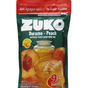 Zuko Drink Mix, Peach