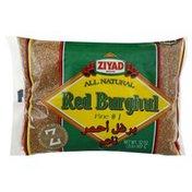 Ziyad Burghul, Red, Fine No. 1