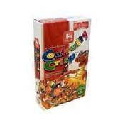 Food Lion Rice Cereal, Sweetened, Fruity Fossils