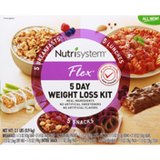Nutrisystem Weight Loss Kit, 5 Day