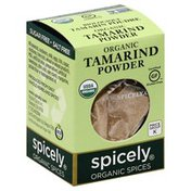 Spicely Organics Tamarind Powder, Organic