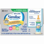 Similac Pro Advance for Immune Support with Iron Similac Pro-Advance for Immune Support Infant Formula with Iron
