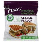 Nate's Vegan Meatballs, Classic